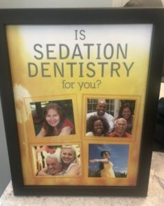sedation dentistry flyer Phoenix